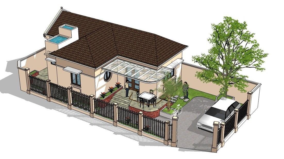 Làm thế nào tính toán kinh phí xây dựng nhà chỉ 100 triệu đồng